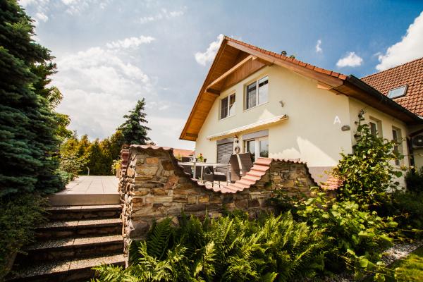 Penzion v Lukov� - ji�n� Morava - ubytov�n�