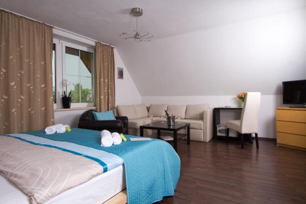 Ubytování jižní Morava - Penzion v Lukově - pokoj